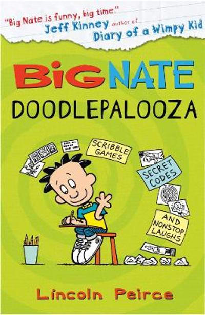 Doodlepalooza - Lincoln Peirce