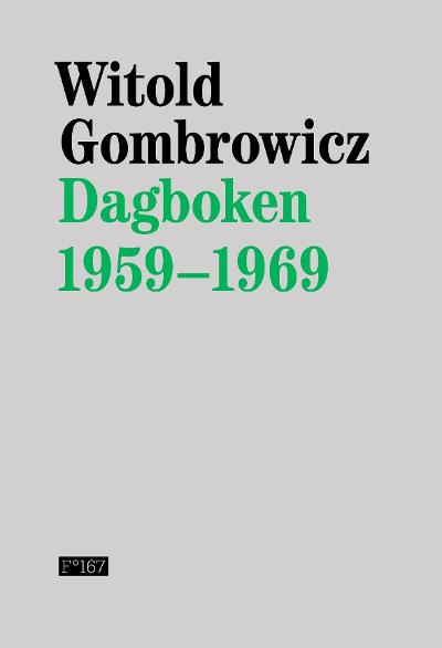 Dagboken 1959-1969 - Witold Gombrowicz