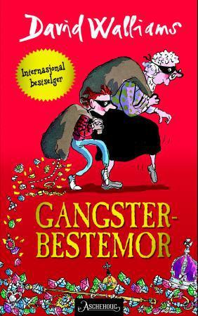 Gangster-bestemor - David Walliams