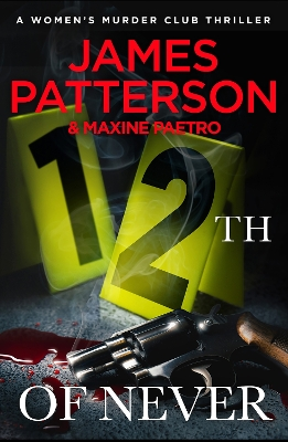 12th of Never - James Patterson
