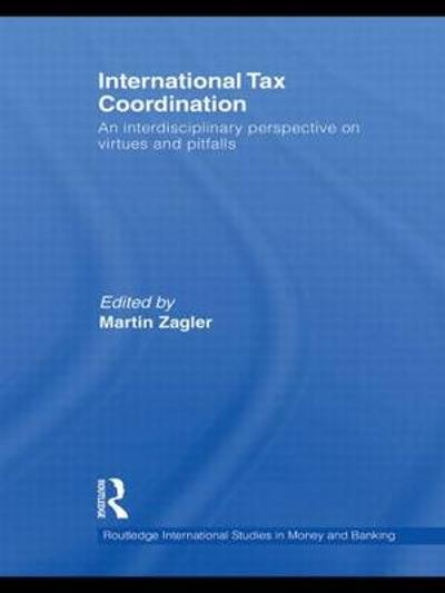 International Tax Coordination - Martin Zagler