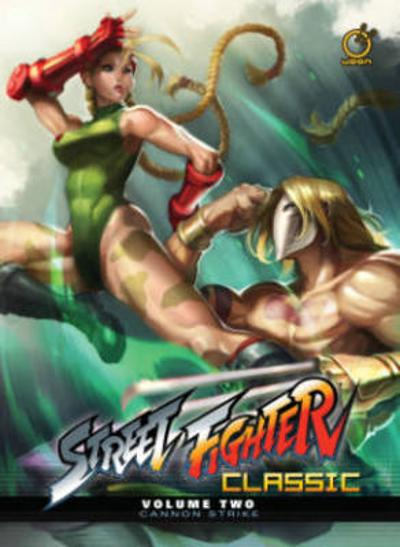 Street Fighter Classic Volume 2: Cannon Strike - Ken Siu-Chong