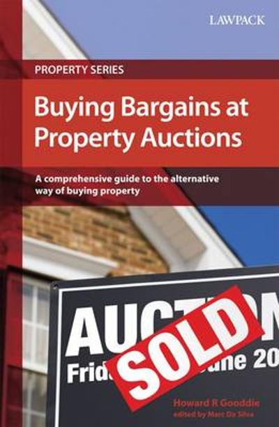Buying Bargains at Property Auctions - Howard Gooddie
