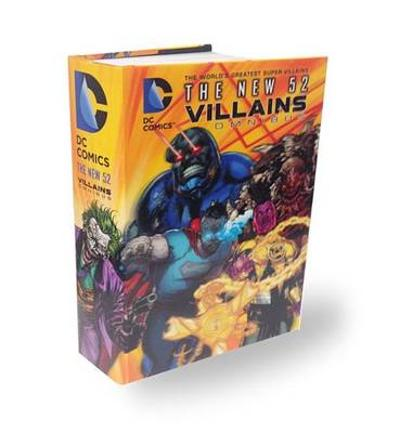 Dc New 52 Villains Omnibus (The New 52) - Various