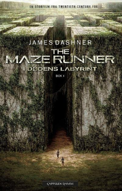 Idødens labyrint - James Dashner