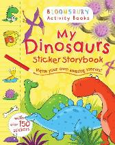 My Dinosaurs Sticker Storybook - Andy Rowland