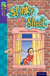 Oxford Reading Tree TreeTops Fiction: Level 11 More Pack B: Stinky Street - Helena Pielichaty Mike Phillips