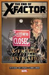 X-factor Volume 21: The End Of X-factor - Peter David Leonard Kirk Neil Edwards