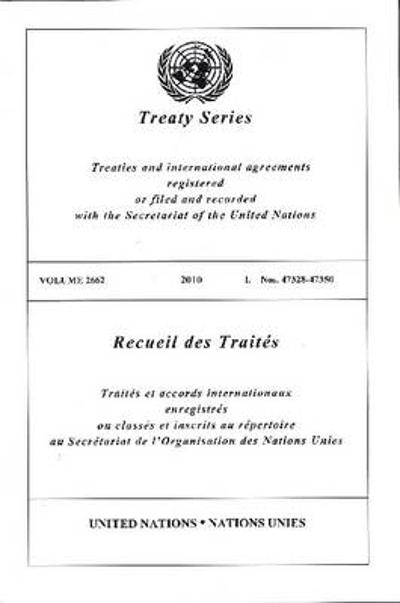 Treaty Series 2662 - United Nations
