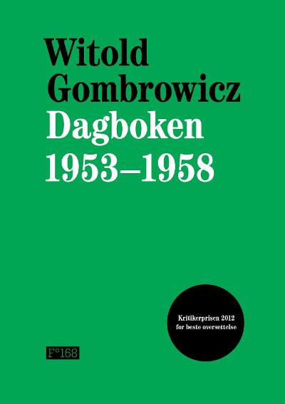Dagboken 1953-1958 - Witold Gombrowicz