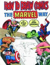 "How to Draw Comics the ""Marvel"" Way - Stan Lee John Buscema Stan Lee"