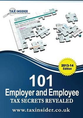 101 Employer And Employee Tax Secrets Revealed - Sarah Bradford