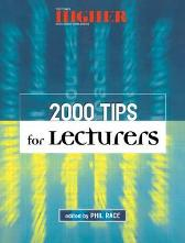 2000 Tips for Lecturers - Phil Race
