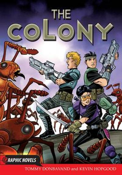 The Colony - Tommy Donbavand