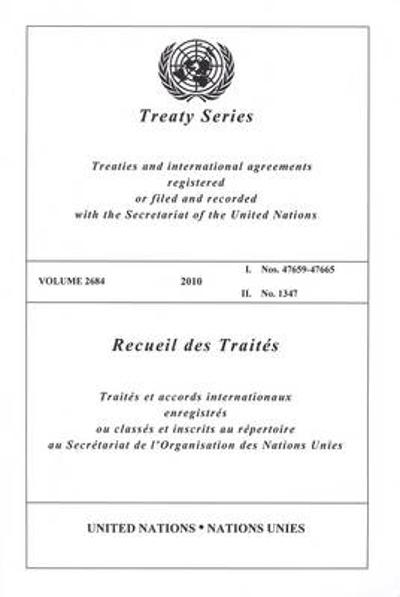 Treaty Series 2684 - United Nations