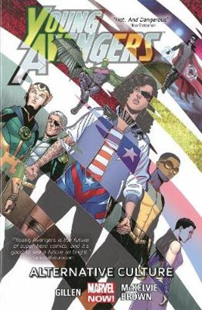 Young Avengers Volume 2: Alternative Cultures (marvel Now) - Kieron Gillen
