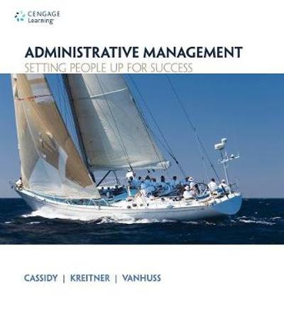Administrative Management - Charlene Cassidy