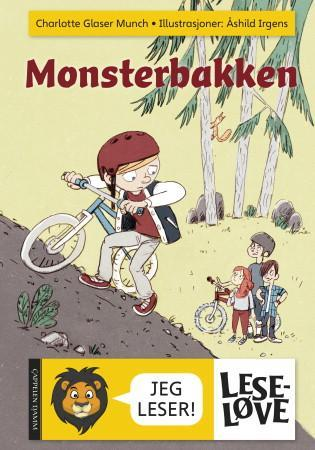 Monsterbakken - Charlotte Glaser Munch