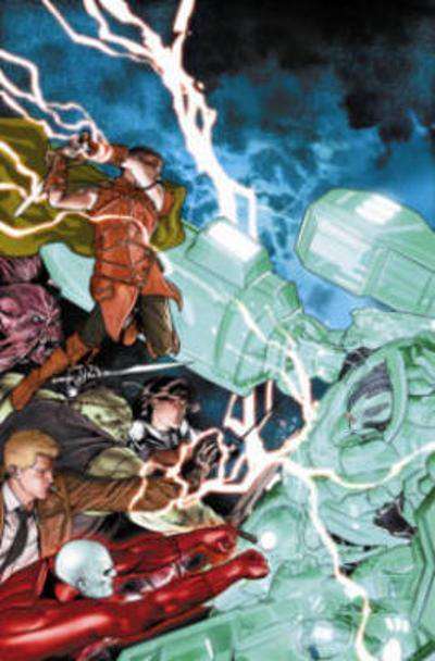 Justice League Dark Vol. 3 The Death Of Magic (The New 52) - Jeff Lemire