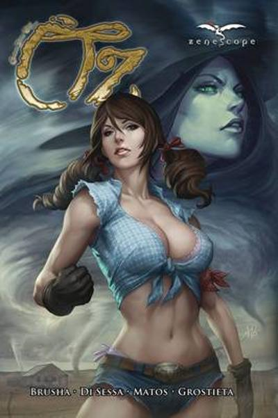 Grimm Fairy Tales: Oz - Joe Brusha