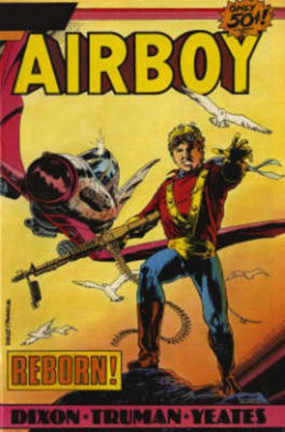 Airboy Archives Volume 1 - Chuck Dixon