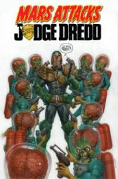 Mars Attacks Judge Dredd - Al Ewing