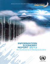 Information economy report 2013 - United Nations Conference on Trade and Development