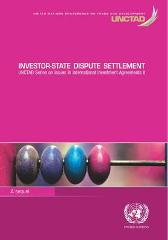 Investor-state dispute settlement - United Nations Conference on Trade and Development