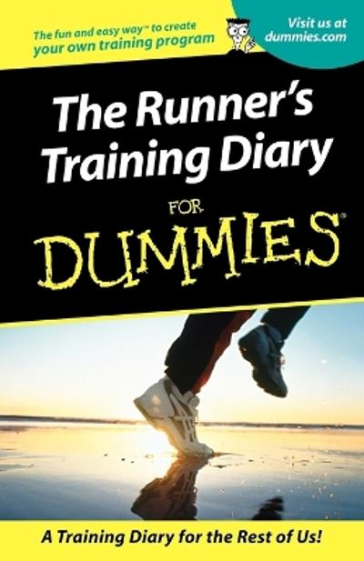 The Runner's Training Diary For Dummies - Allen St. John