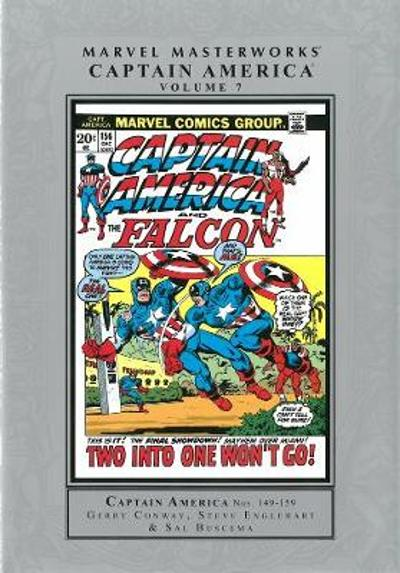 Marvel Masterworks: Captain America Volume 7 - Gerry Conway