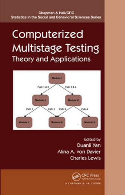 Computerized Multistage Testing - Duanli Yan