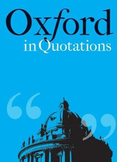 Oxford in Quotations - Violet Moller