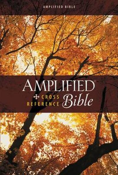 Amplified Cross-Reference Bible, Hardcover - Zondervan Publishing
