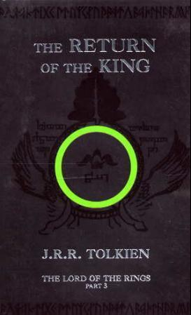 The return of the King - J.R.R. Tolkien