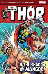 Thor: in the Shadow of Mangog - Stan Lee Gerry Conway John Buscema