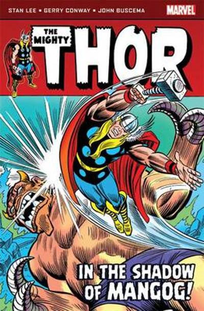 Thor: in the Shadow of Mangog - Stan Lee