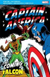Captain America: the Coming of the Falcon - Stan Lee Gene Colan