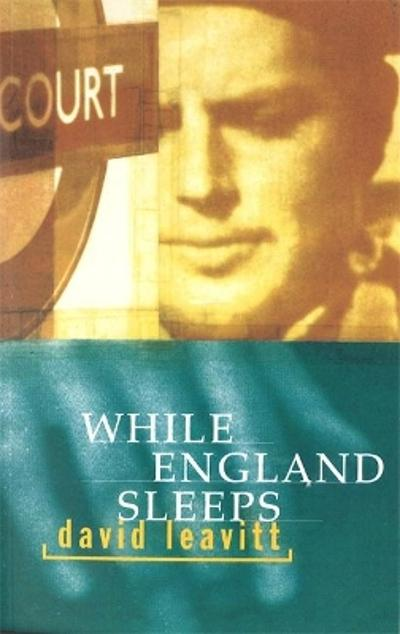While England sleeps - David Leavitt