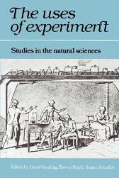 The Uses of Experiment - David Gooding Trevor Pinch Simon Schaffer