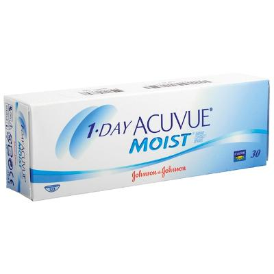 1-Day Acuvue Moist 30p - Johnson & Johnson
