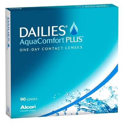 Dailies AquaComfort Plus 90p - Alcon