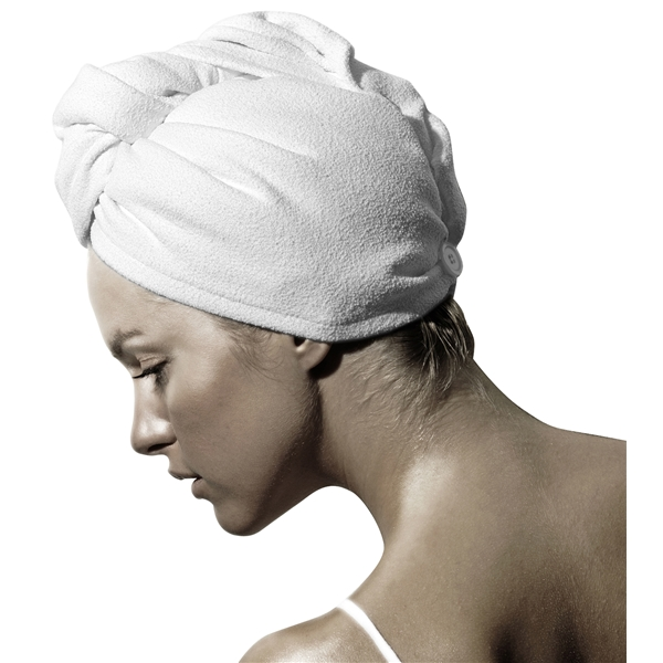 SPA Hair Wrap - Smart Microfiber