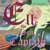 Elle the Sea Captain - 4pixiedot
