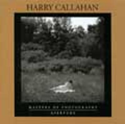 Harry Callahan - Jonathan Williams
