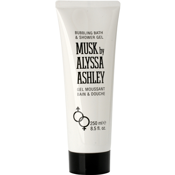 Alyssa Ashley Musk - Bath & Shower Gel - Alyssa Ashley