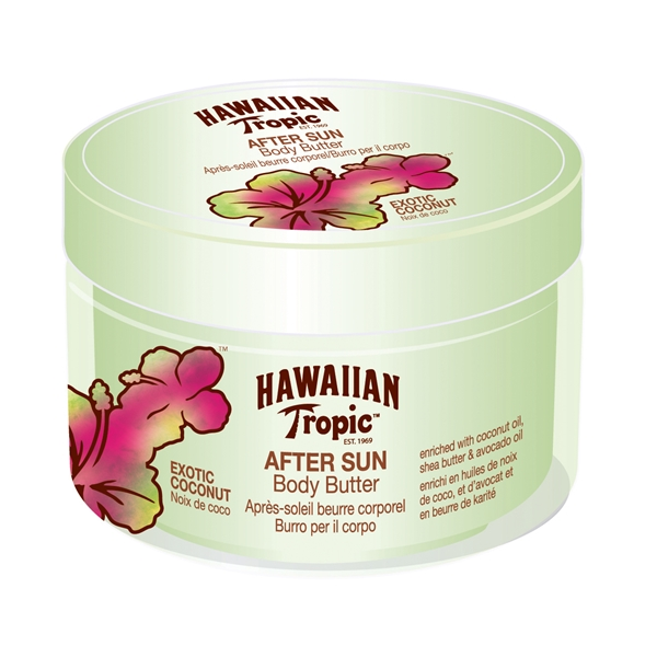 Coconut Body Butter - After Sun Cream - Hawaiian Tropic