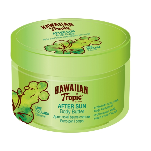 Lime Coolada Body Butter - After Sun Cream - Hawaiian Tropic