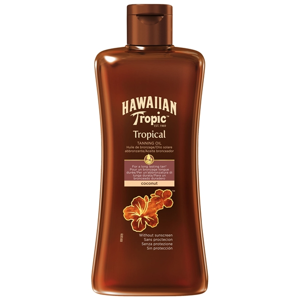 Tropical Tanning Oil - Hawaiian Tropic