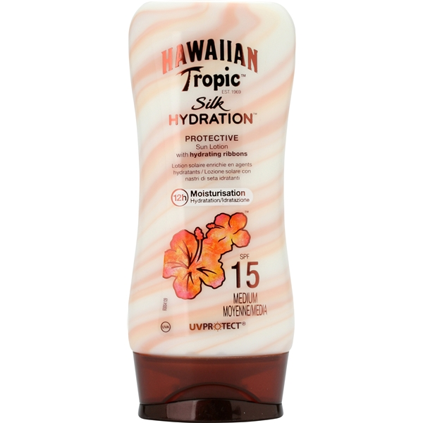 Silk Hydration Lotion Spf 15 - Hawaiian Tropic