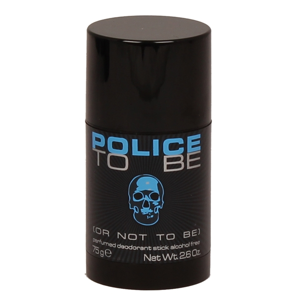 Police To Be - Deodorant Stick - Police
